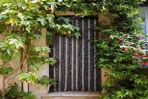 Rideau Hauteur 220 : rideau de porte moustiquaire chenille flash 90 x 220 cm jardideco ~ Teatrodelosmanantiales.com Idées de Décoration