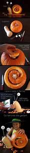 Halloween Kürbis Bemalen : 3d snail jack o 39 lantern pumpkin carving tutorial halloween pinterest k rbisse schnitzen ~ Eleganceandgraceweddings.com Haus und Dekorationen