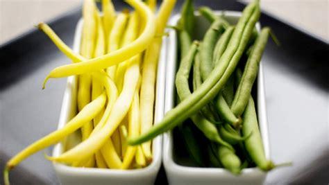 haricots verts jaunes valeur nutritive bienfaits sante