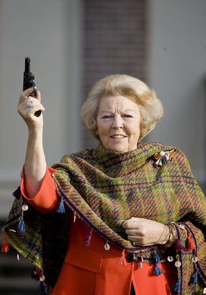Check out amazing beatrix artwork on deviantart. Beware, Holland's shooting Queen Beatrix - News Summary R O Y A L B L O G. N L
