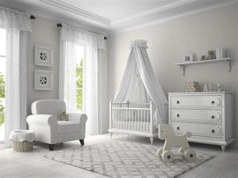 45 Genderneutral Baby Nursery Ideas For 2018