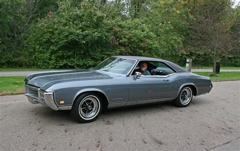 Buick Riviera by 1969 Buick Riviera Review Interior