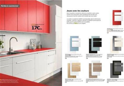 cuisines darty catalogue facade porte cuisine ikea cuisine en image