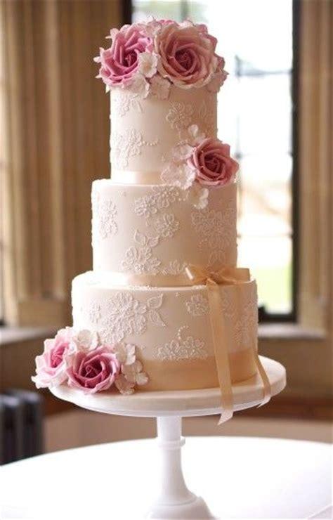 ideas  pink wedding cakes  pinterest spring