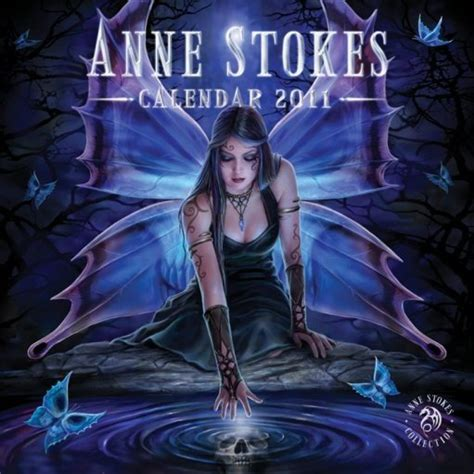 official calendar anne stokes calendars ukposters
