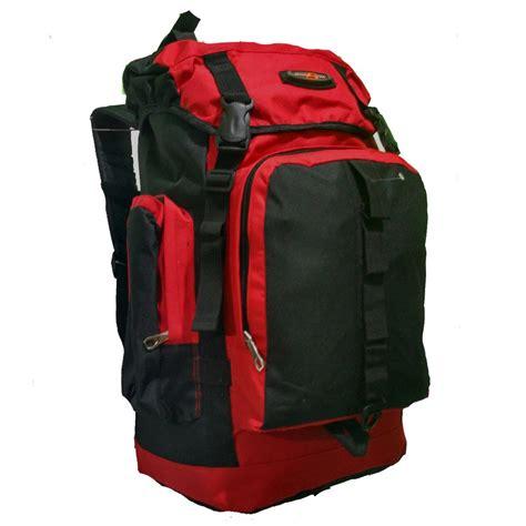 jual sportex tas ransel carrier  liter merah  lapak