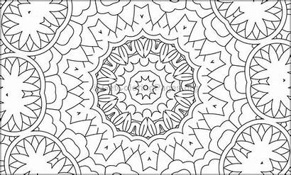 Coloring Mosaic Pages Pattern Getcoloringpages