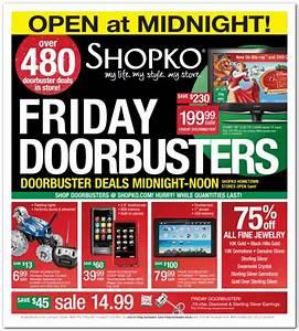 ShopKo 2011 Black Friday Ad - Black Friday Archive - Black ...