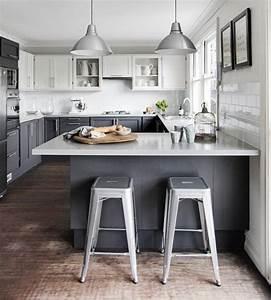Grey And White Kitchen Rapflava