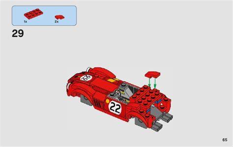Lego ferrari f40 competizione set 75890 instructions. LEGO Ferrari Ultimate Garage Instructions 75889, Speed Champions