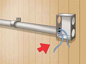How To Install Electrical Conduits  6 Steps  With Pictures