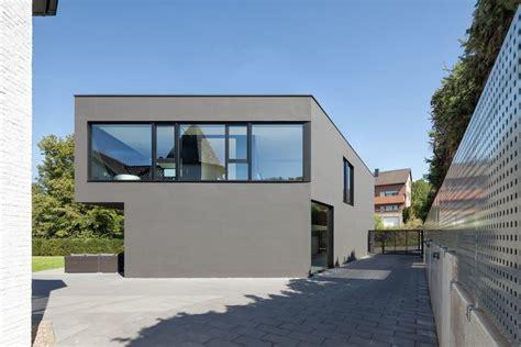 Moderne Häuser Grau by Haus H H 228 User Zhac Zweering Helmus Architektur