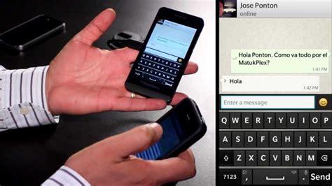descargar whatsapp en blackberry yokodwi