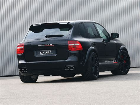 The Porsche Cayenne Turbo By Gemballa Street Racing
