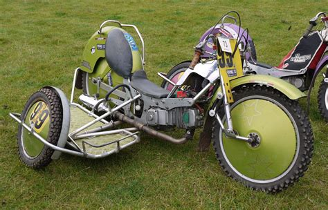 Filespeedway Motorcycle And Sidecarjpg  Wikimedia Commons