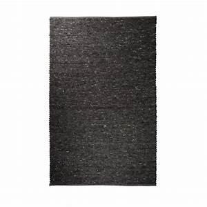tapis naturel gris anthracite pure zuiver by drawer With tapis gris anthracite