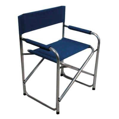 sedie regista alluminio sedia da regista pieghevole basic alluminio prezzi e