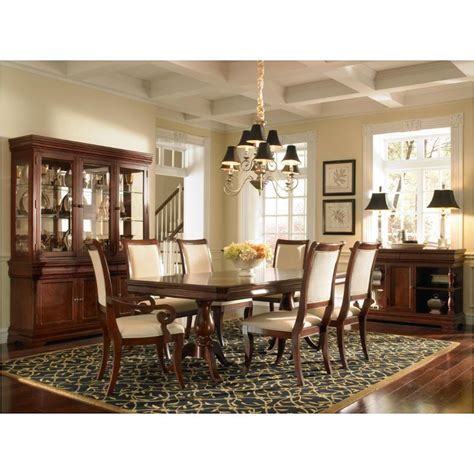 Broyhill Dining Room Furniture by 4310 540 Broyhill Furniture Nouvelle Pedestal Table