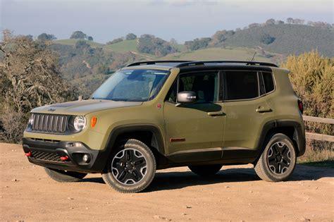 new jeep renegade 2015 jeep renegade trailhawk w video