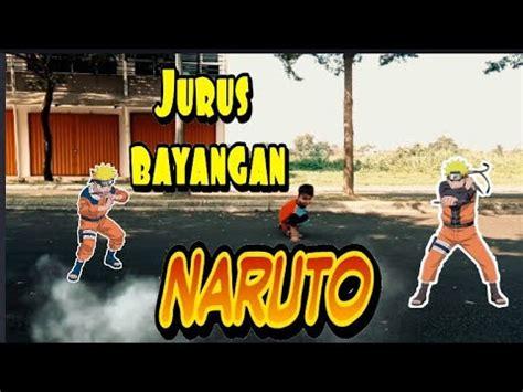 Jurus bayangan Naruto - YouTube
