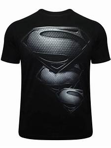 Buy T-shirts Online Black Superman T Shirt Mt0bsp30a