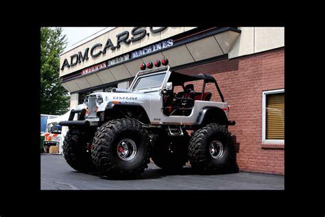 1986 Amc Jeep Cj7 390 On Rockwells American Dream