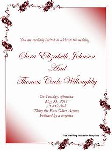 shabina39s blog fingerprint modern letterpress wedding With template for wedding invitations in microsoft word