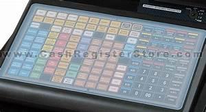 sam4s sps 340 cash register With cash register keyboard template