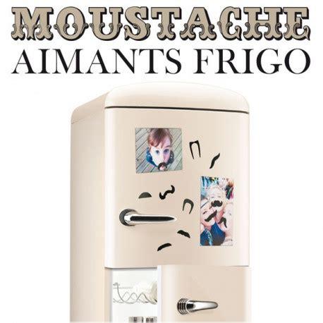 aimant cuisine aimants pour frigo moustaches idée cadeau insolite