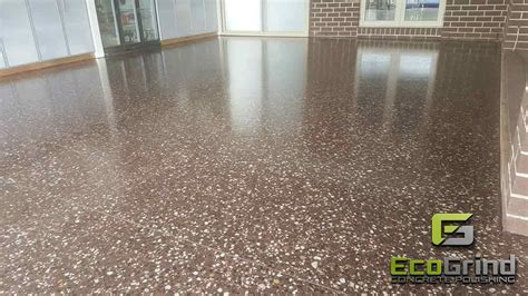 Domestic Polished Concrete Floors   A Household Floor
