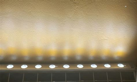 solar wall washer commercial advertising light product