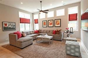 25, Contemporary, Interior, Designs, Filled, With, Colorful, Furniture