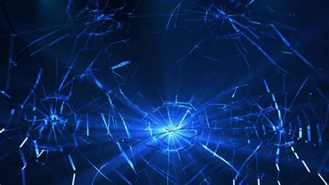 Broken Animation Wallpaper - network animation stock footage 8458888