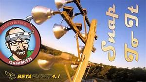 Snap To It  Betaflight 4 1 Rc3  Slider Filter Tune  Manual