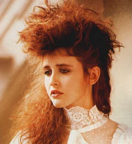 big hair styles 80s hairstyles for da funky 80s 80s 2145