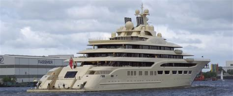 Biggest Boat In The World List by The Top 10 Of The Biggest Yachts The World In 2018