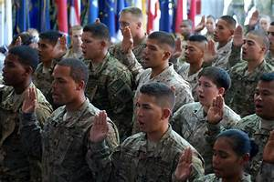 Soldiers Promised Fast-track Naturalization Sue Pentagon ...