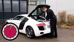 Audi R8 Motor : how to check engine oil level audi r8 youtube ~ Kayakingforconservation.com Haus und Dekorationen