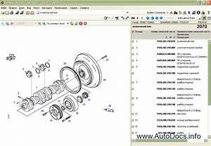 Fendt Epsilon Spare Parts Catalogue  Repair Manual
