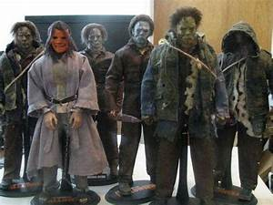 Michael Myers Toys | Fan made Michael Myers figures | My ...