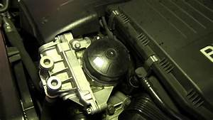 Bmw Oil Leak Repair 951 200 3167 Temecula 2008 Bmw 535i Oil Stand Gasket Leaking Oil Cooler
