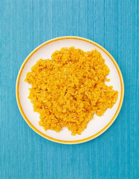 safran cuisine riz au safran pour 4 personnes recettes à table