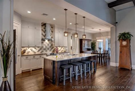 Plan of the week: Craftsman Style   Sater Design Collection