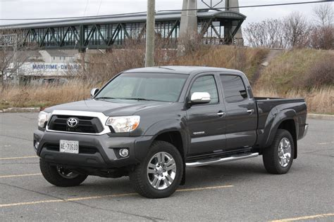 Tacoma Toyota 2015 eight 2015 toyota tacoma chris chases cars