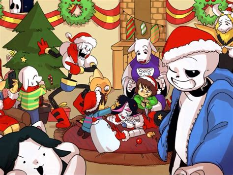 How To Make Your Own Background How To Make Your Own Christmassy Undertale Background