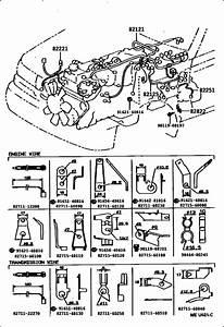 1992 Toyota Land Cruiser Wiring Diagram : wiring clamp for 1995 1998 toyota land cruiser fzj80 ~ A.2002-acura-tl-radio.info Haus und Dekorationen