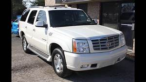 Used 2005 Cadillac Escalade For Sale Georgetown Auto Sales Ky Kentucky Sold