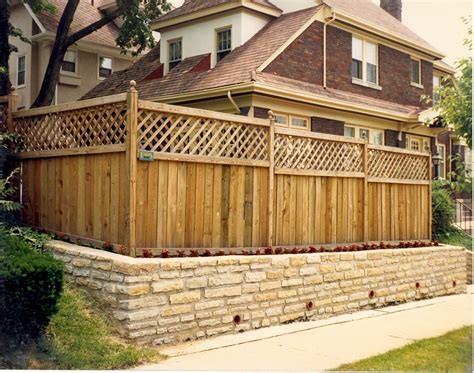 fence styles pictures wood fences styles fences