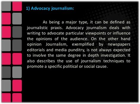 Journalism Definition by What Is Journalism Types And Of Journalism