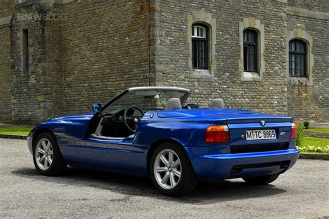 Bmw Z1 Goes For A Ride In Transylvania Bmwfiend